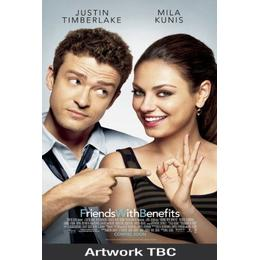 Friends With Benefits [DVD] [2011]